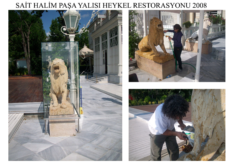 Heykel Restorasyonu