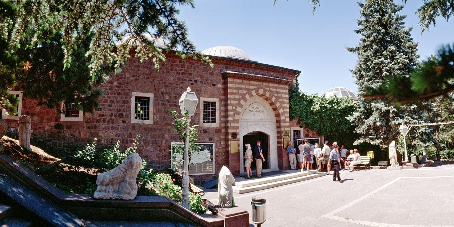 Ankara Anadolu Med. Müzesi