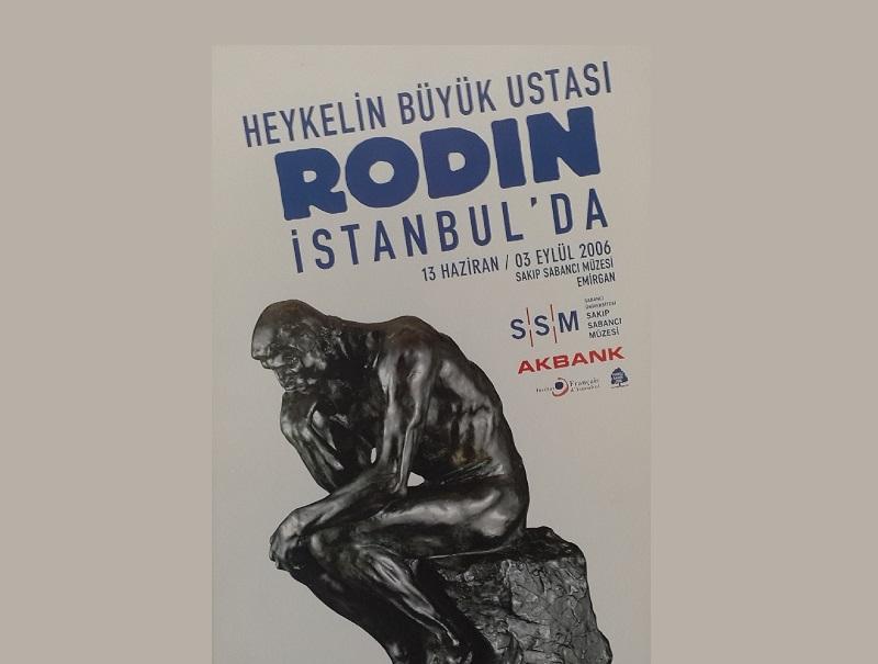 Rodin İstanbul'da