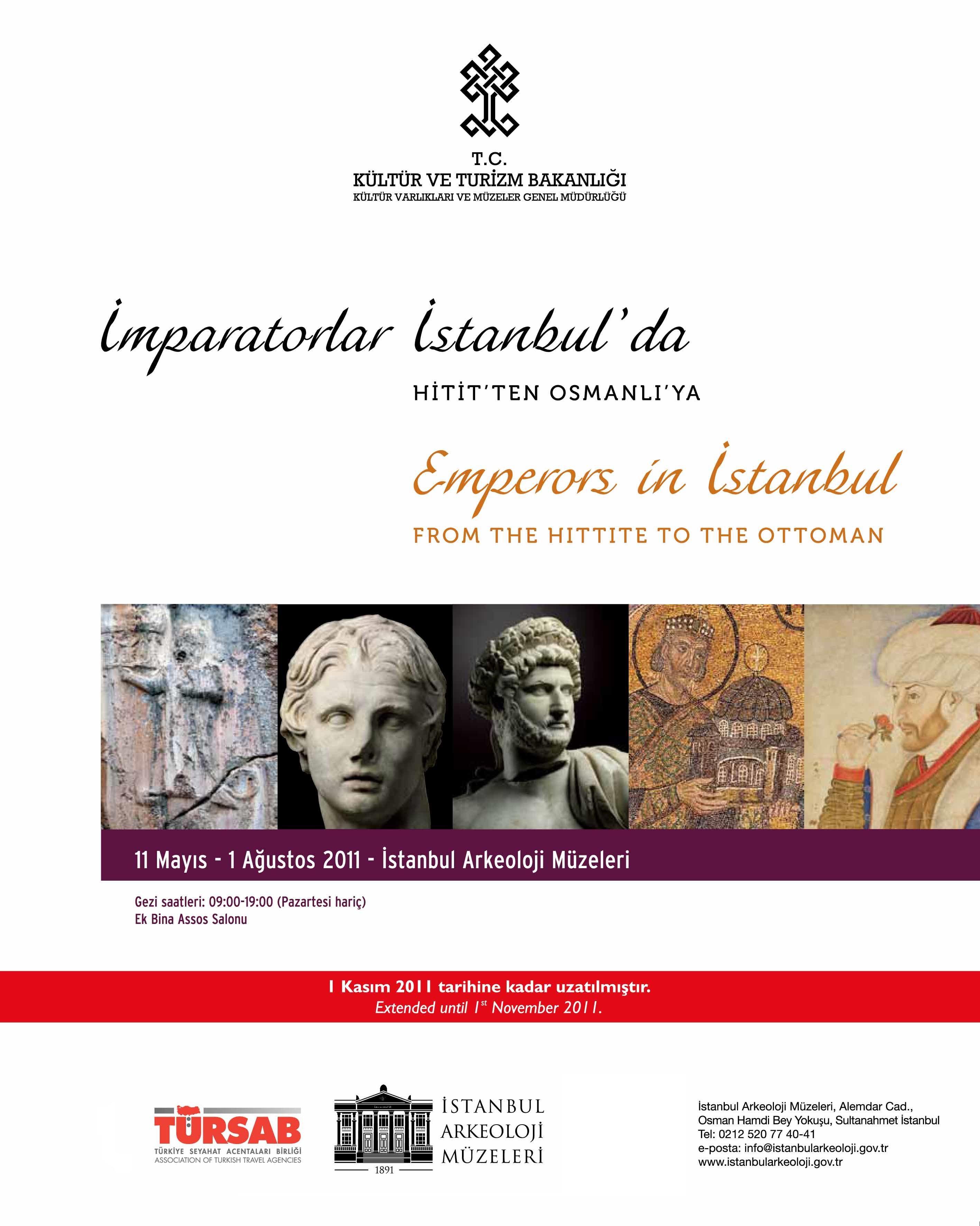 İmparatorlar İstanbul'da